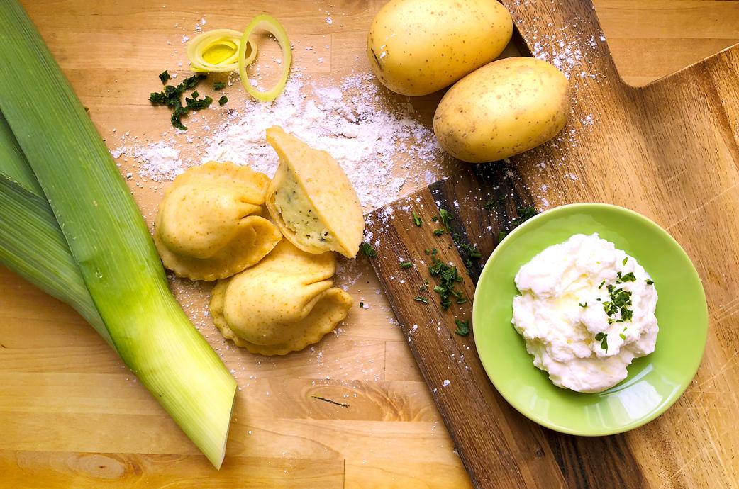 Schlipf&Co Gluten- und laktosefreie Kasnudel