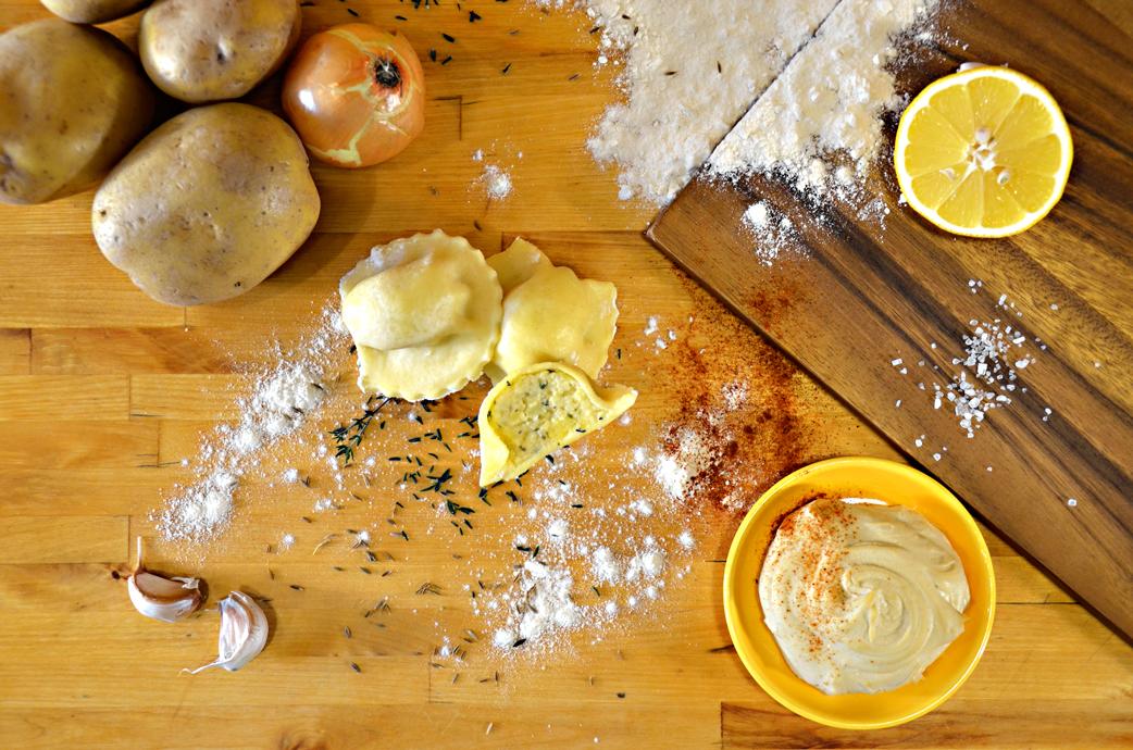 Schlipf&Co Hummus-Nudel