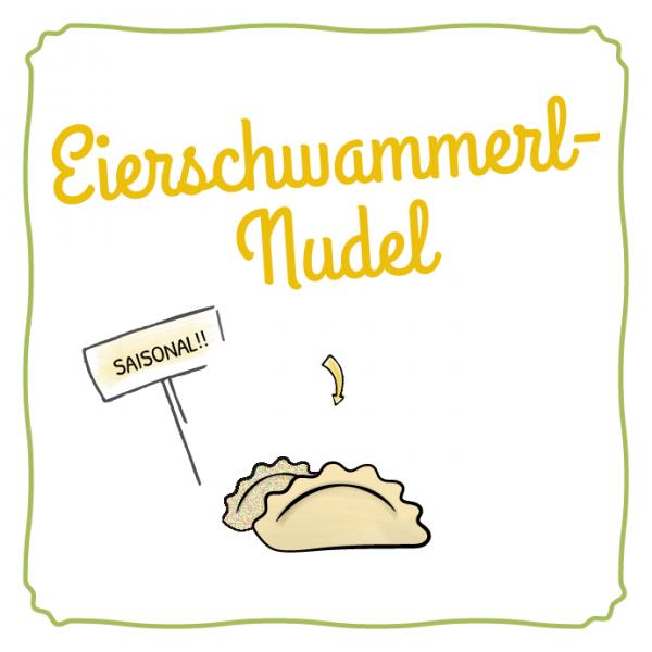 Schlipf&Co Eierschwammerlnudel