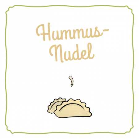 Schlipf&Co Hummusnudel