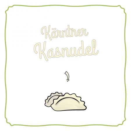 Schlipf&Co Kärntner Kasnudel