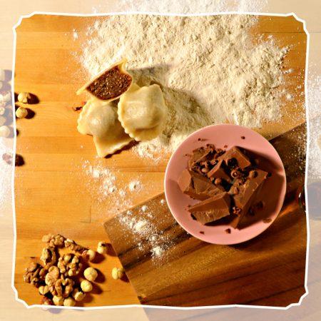 Schlipf&Co Nuss-Nougat-Nudel