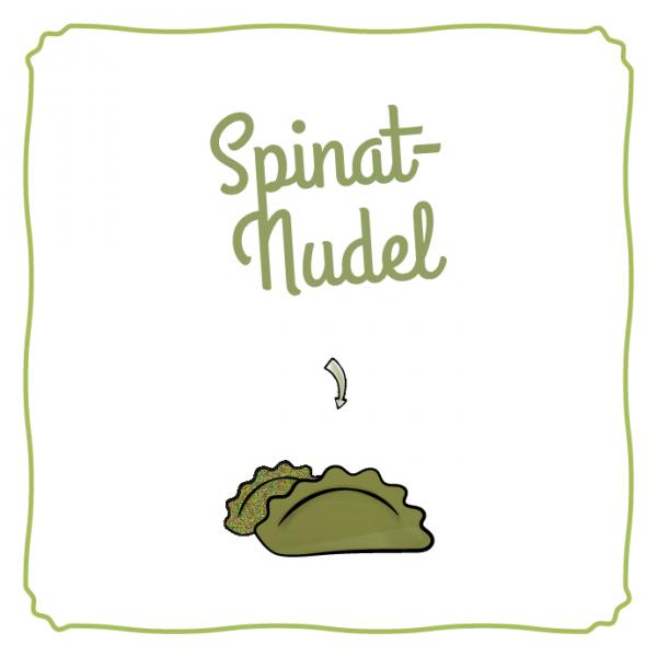 Schlipf&Co Spinatnudel