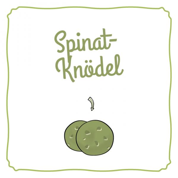 Schlipf&Co Spinatknödel