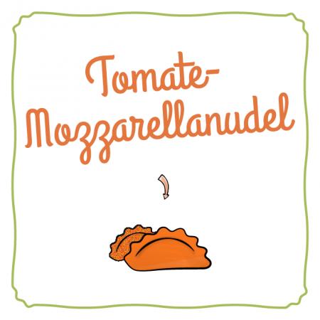 Schlipf&Co Tomate-Mozzarellanudel